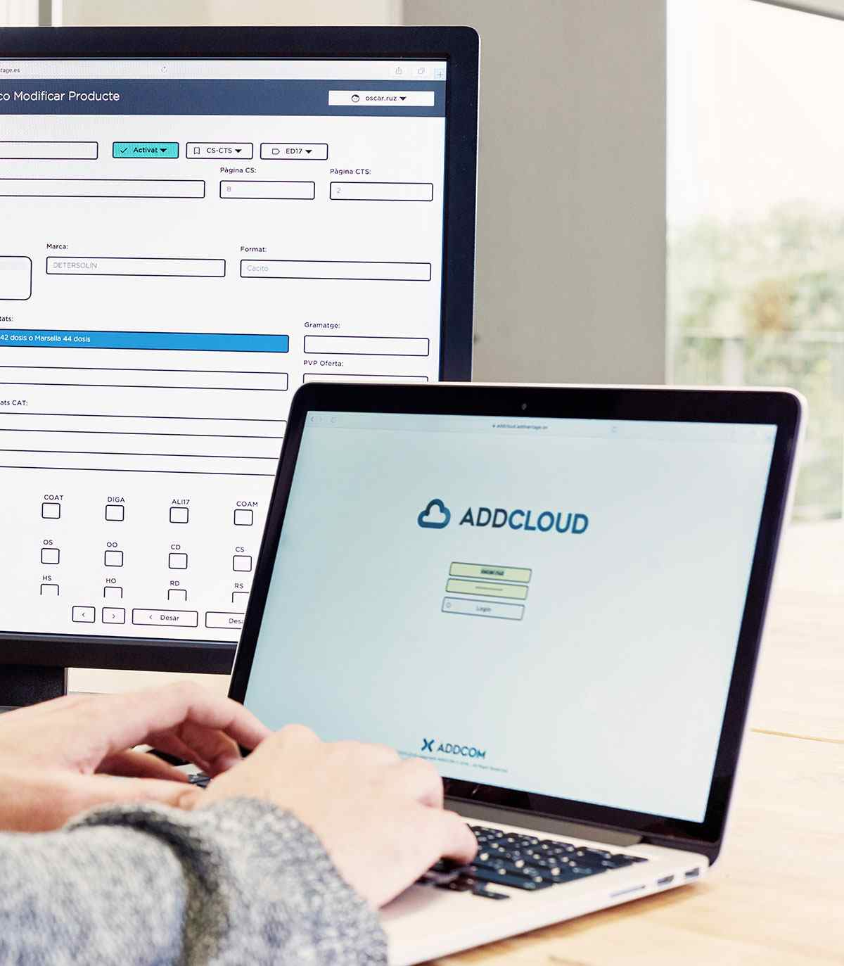 Addcom data service addcloud