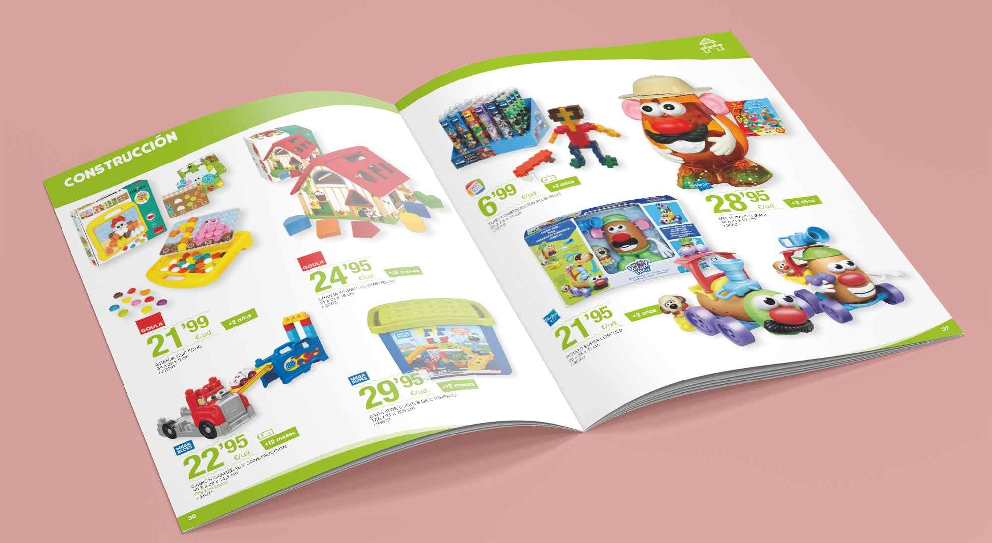 Catálogo Juguetes BonPreu